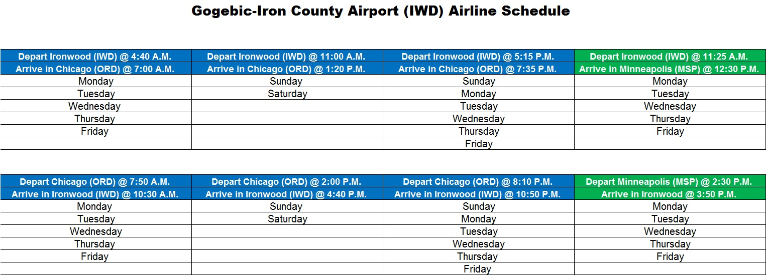 2016-11-07-ord-msp-flight-schedule