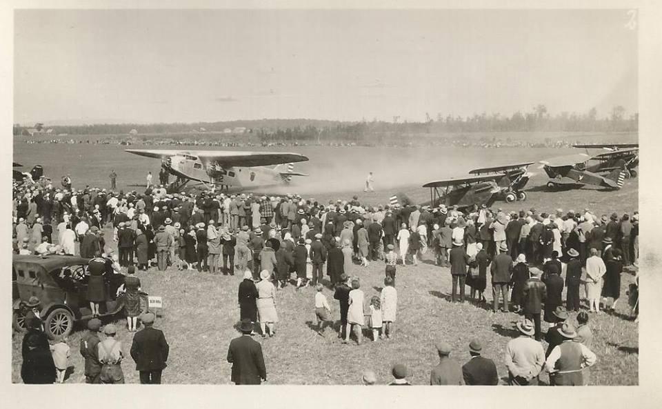 Airport History 2