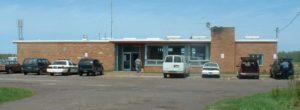 Terminal Bldg-Front